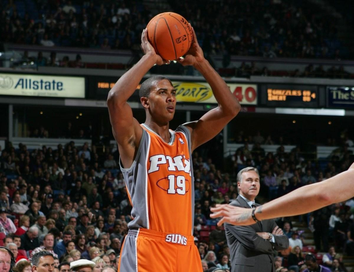 Raja Bell, Phoenix Suns