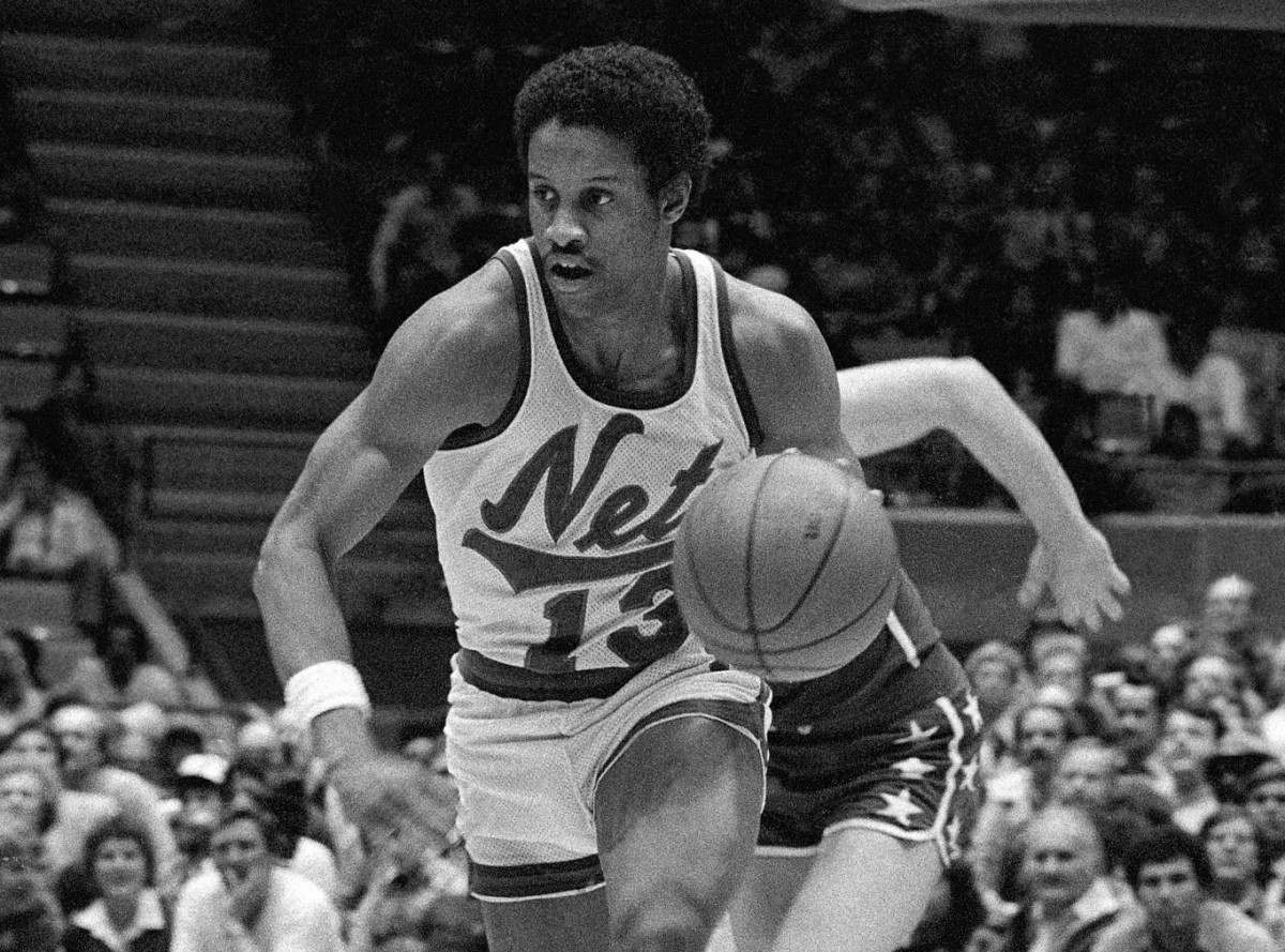Ray Williams, New Jersey Nets