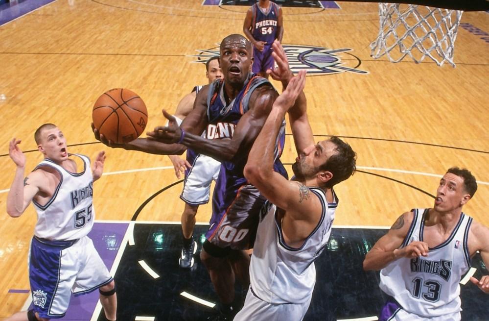 Tony Delk, Phoenix Suns