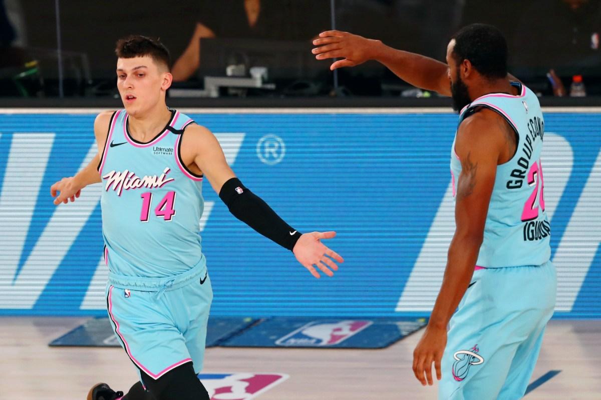 Tyler Herro, Miami Heat