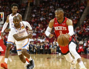 NBA Best Bet of the Day: Oklahoma City Thunder, Houston Rockets defenses show up