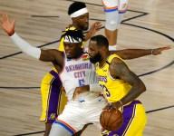 Lu Dort is the highest-effort defensive player in the NBA