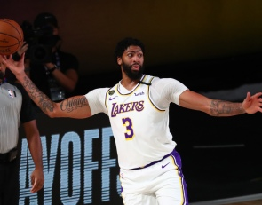Anthony Davis has the best PER in NBA playoffs history