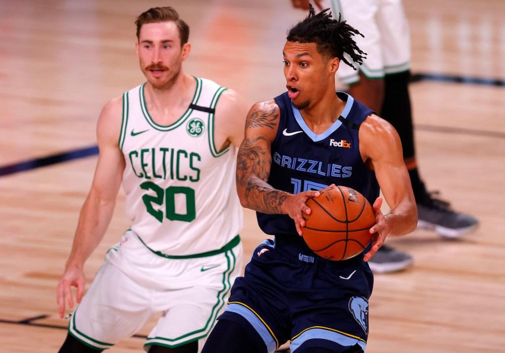 Brandon Clarke, Memphis Grizzlies