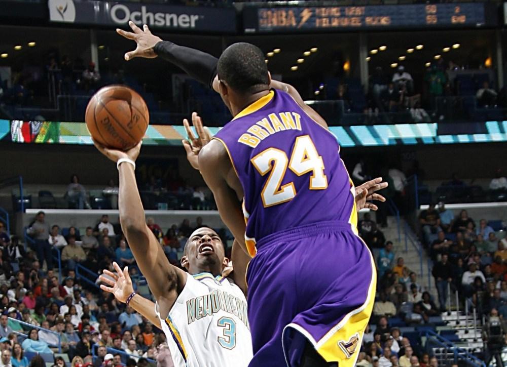 Chris Paul vs Kobe Bryant