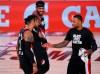 Damian Lillard Gary Trent Carmelo Anthony, Portland Trail Blazers
