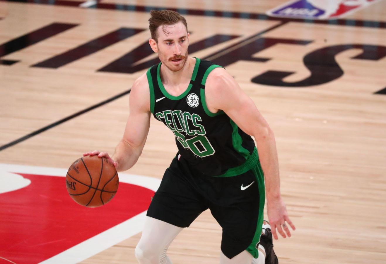 Podcast Gordon Hayward S Future Brad Stevens Potential Celtics Trades And More Hoopshype