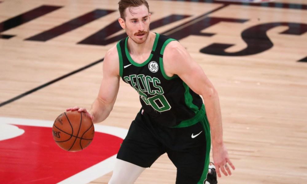 Gordon Hayward, Boston Celtics
