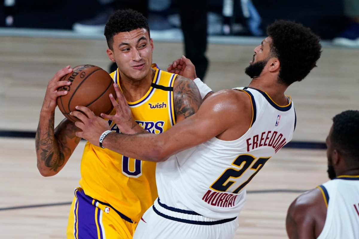 Kyle Kuzma, LA Lakers