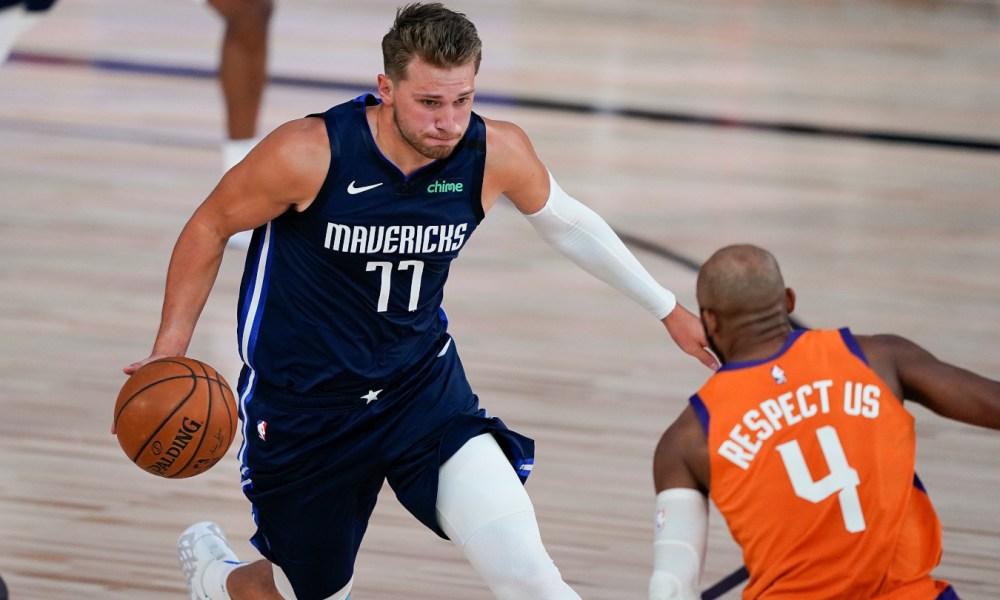 Luka Doncic, Dallas Mavericks