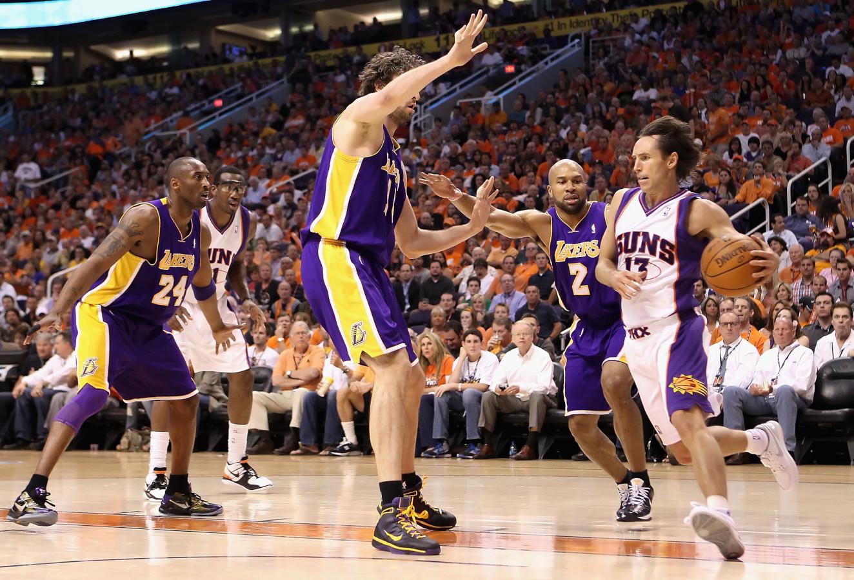 Steve Nash, Phoenix Suns