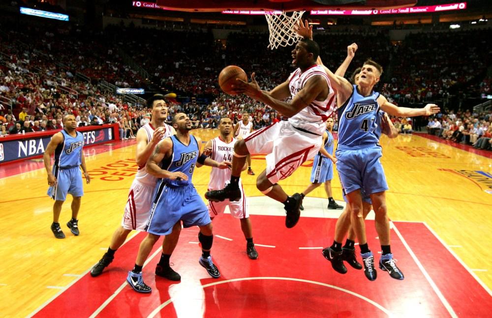 Tracy McGrady, Houston Rockets