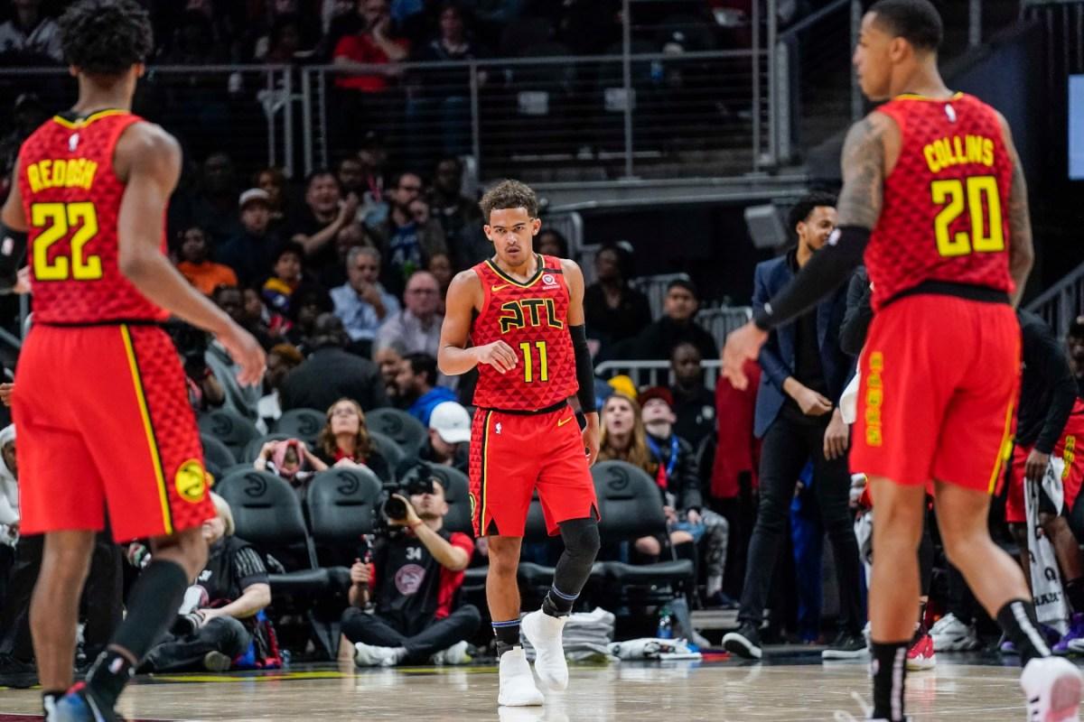 Trae Young, Atlanta Hawks