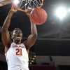 NBA draft prospect Onyeka Okongwu: 'I hope to do the same thing as Bam Adebayo'