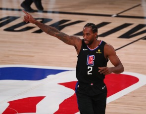 Awards of the playoffs (so far), including MVP Kawhi