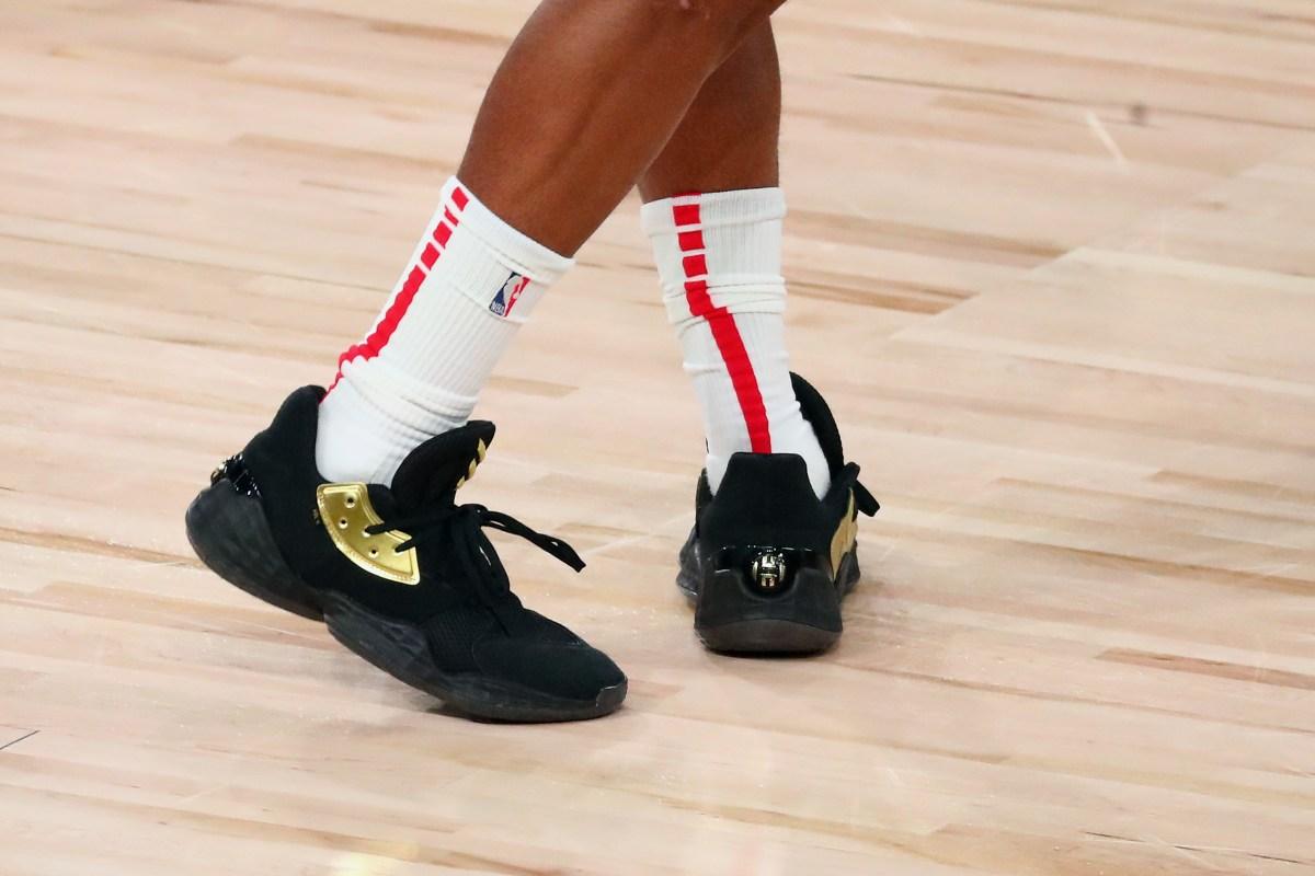 James Harden sneakers