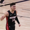 Tyler Herro joins LeBron James and Magic Johnson in record books
