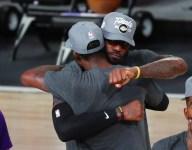 LeBron James has made more Finals than 27 NBA teams