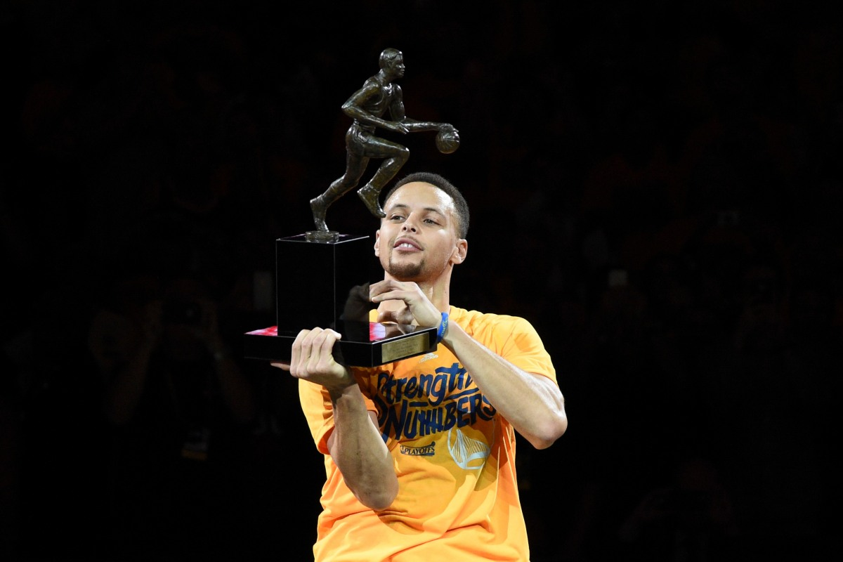 Stephen Curry, MVP