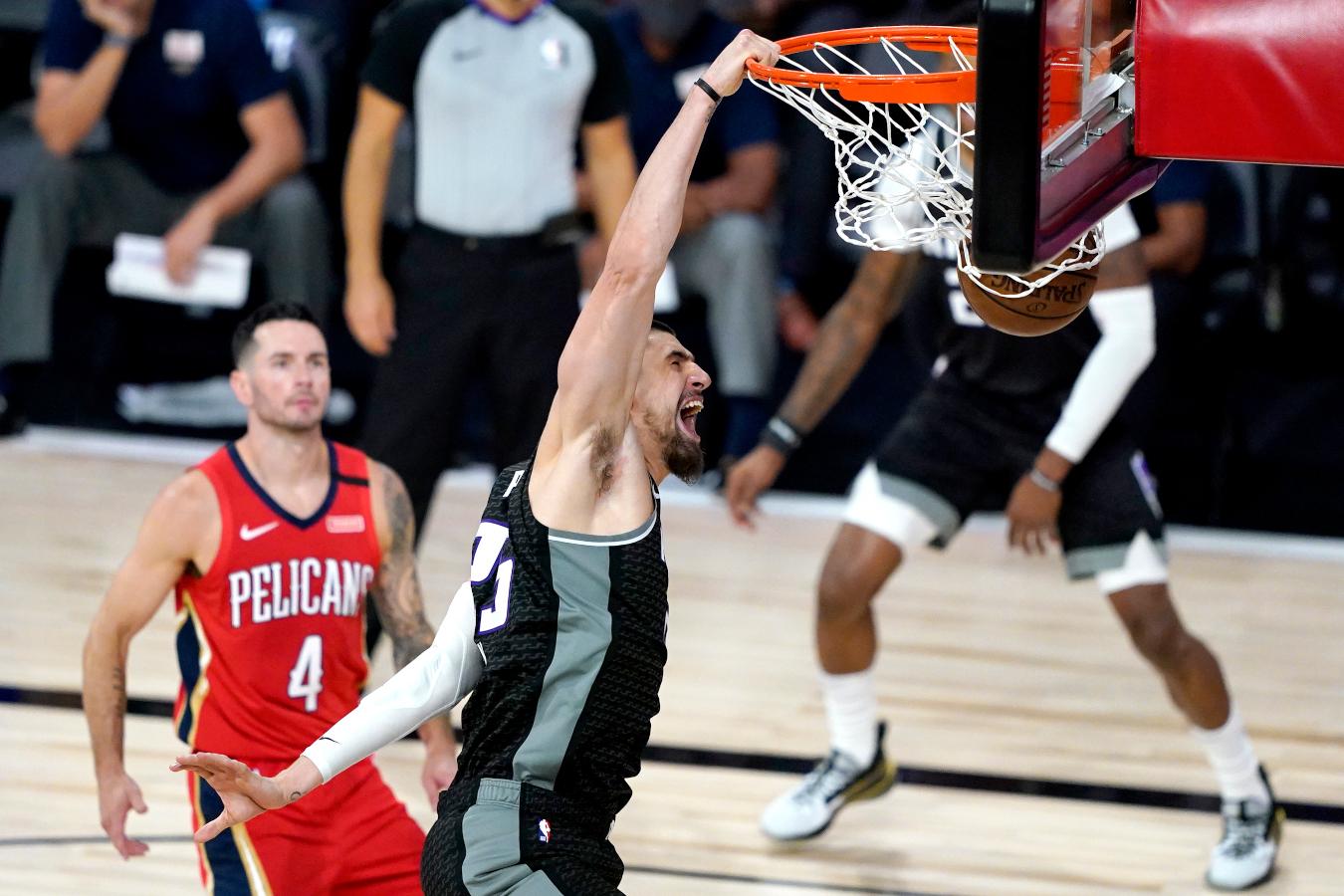 Alex Len, Sacramento Kings