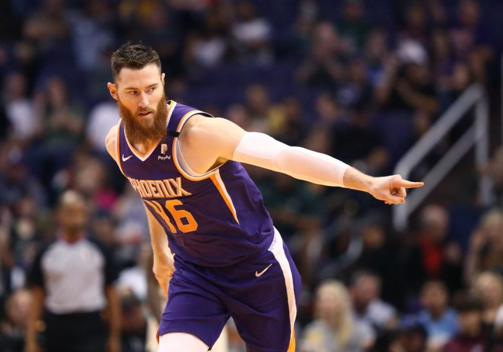 Aron Baynes, Phoenix Suns
