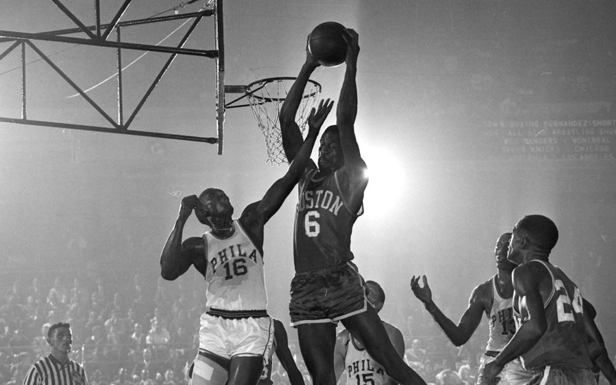 Bill Russell, Boston Celtics