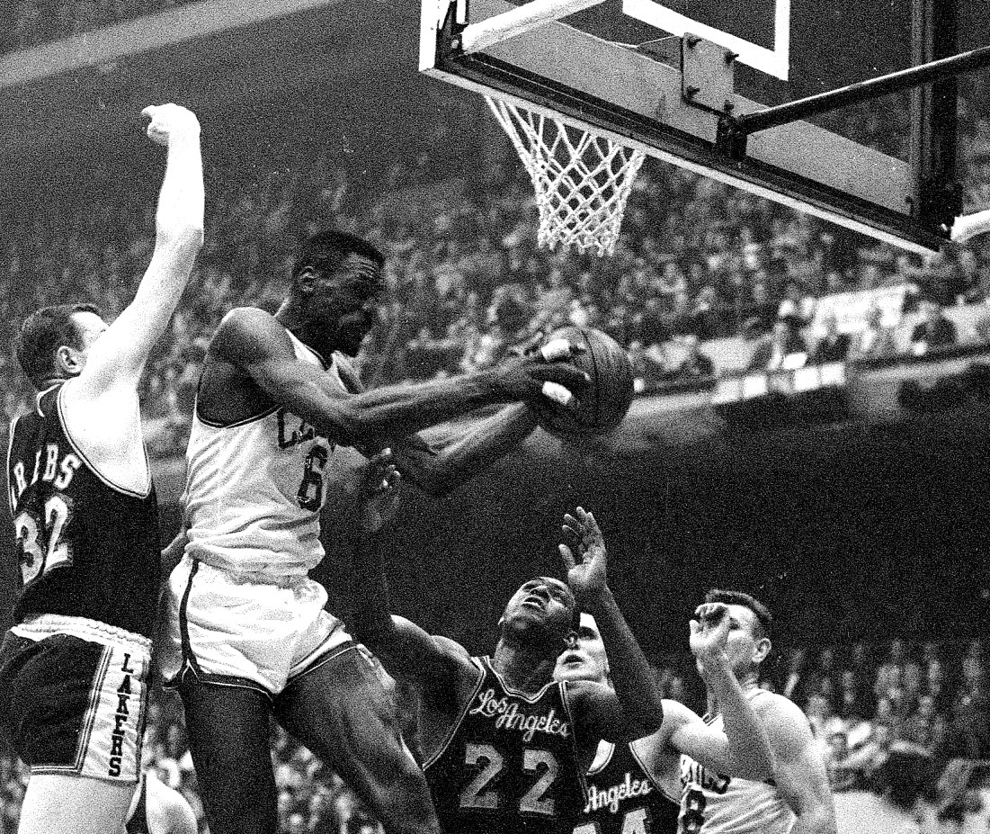 Bill Russell, Boston Celtics