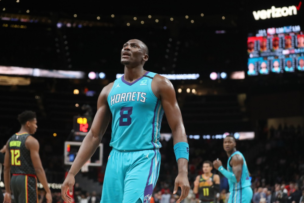 Bismack Biyombo, Charlotte Hornets