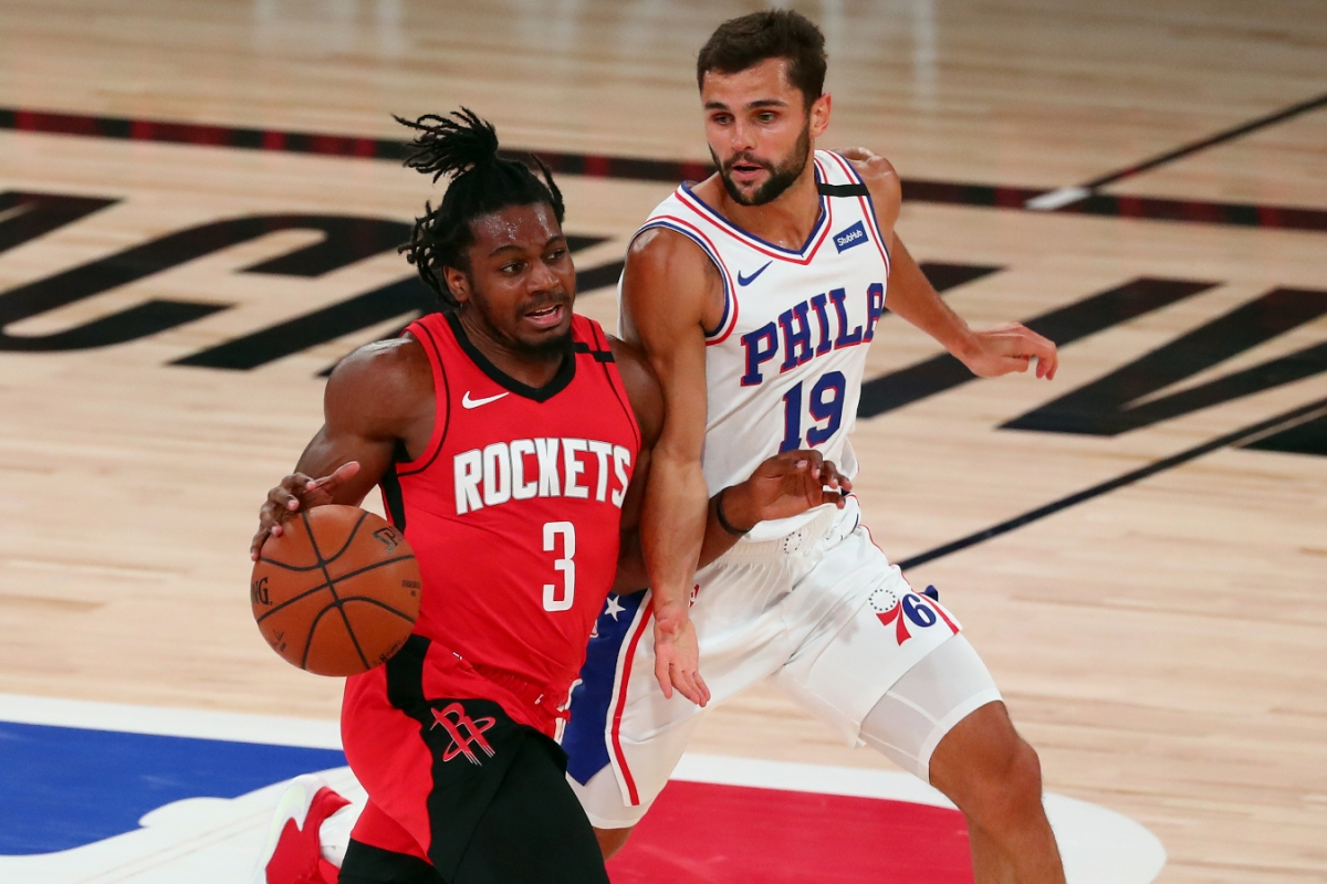 Chris Clemons, Houston Rockets