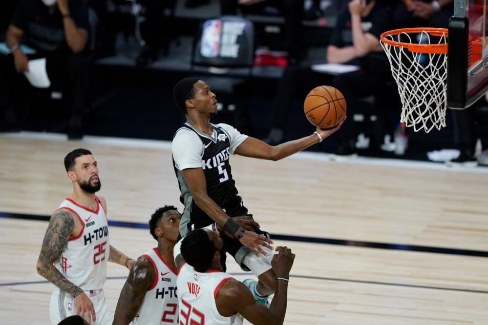 De'Aaron Fox, Sacramento Kings