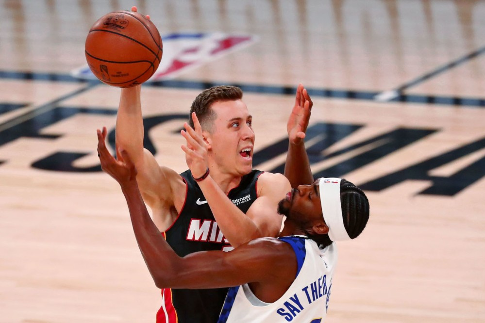 Duncan Robinson, Miami Heat