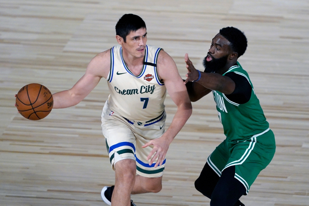 Ersan Ilyasova, Milwaukee Bucks