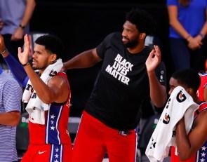 NBA media poll: Joel Embiid is the current MVP favorite ahead of LeBron James