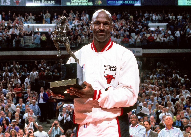 Michael Jordan, MVP