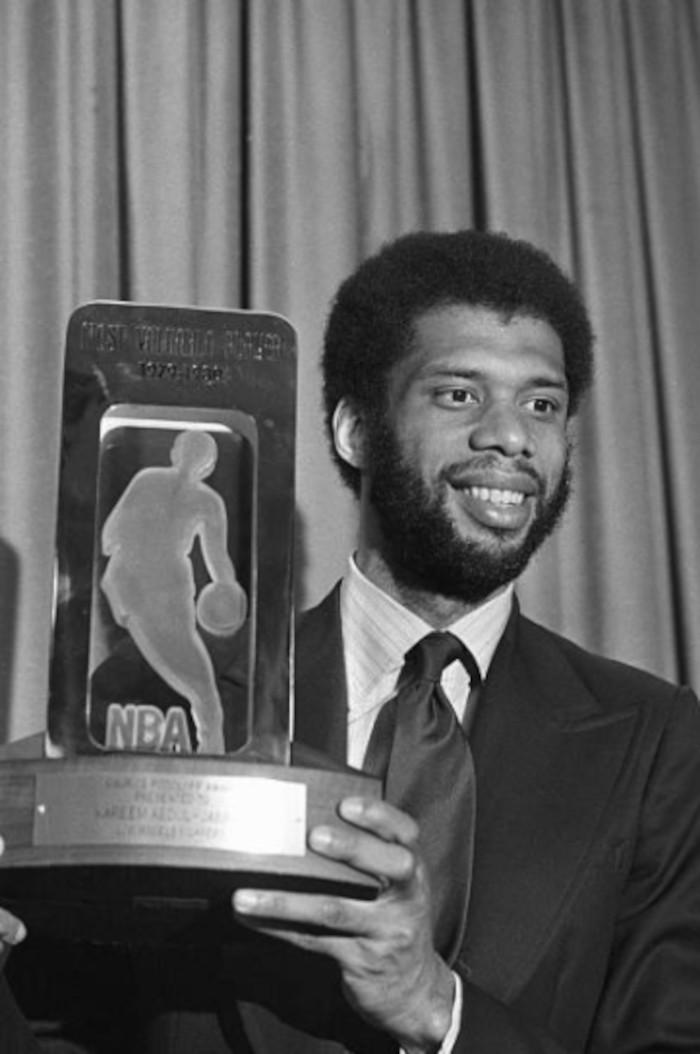Kareem Abdul-Jabbar, MVP