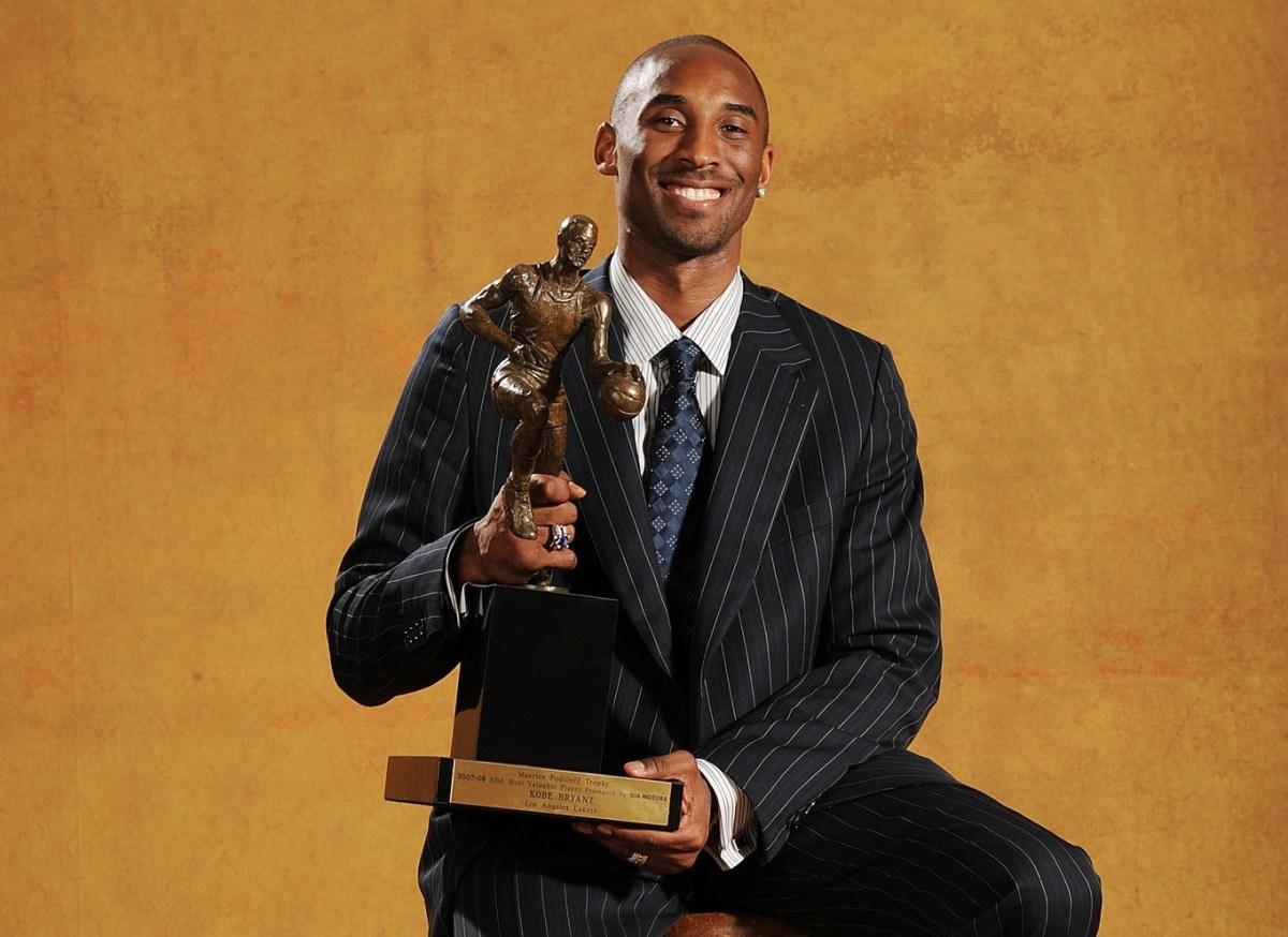 Kobe Bryant, MVP