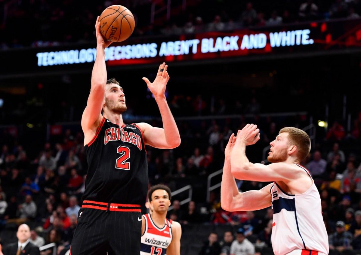 Luke Kornet, Chicago Bulls