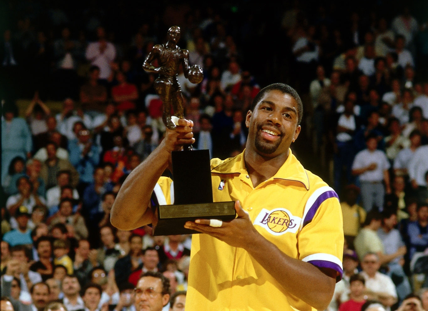Magic Johnson, MVP