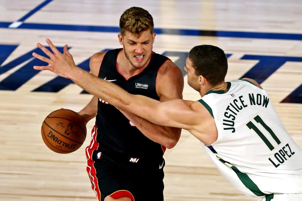 Meyers Leonard, Miami Heat