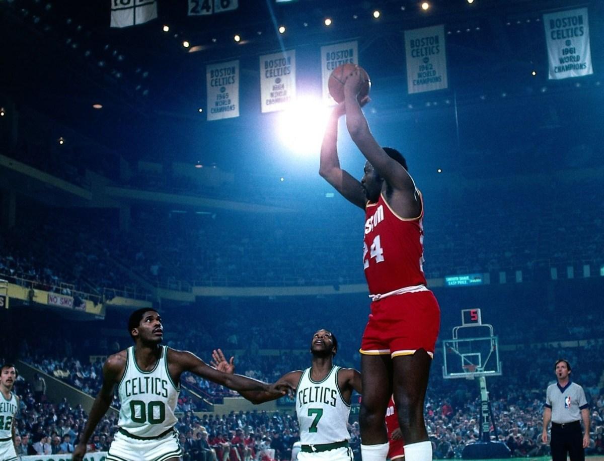 Moses Malone, Houston Rockets