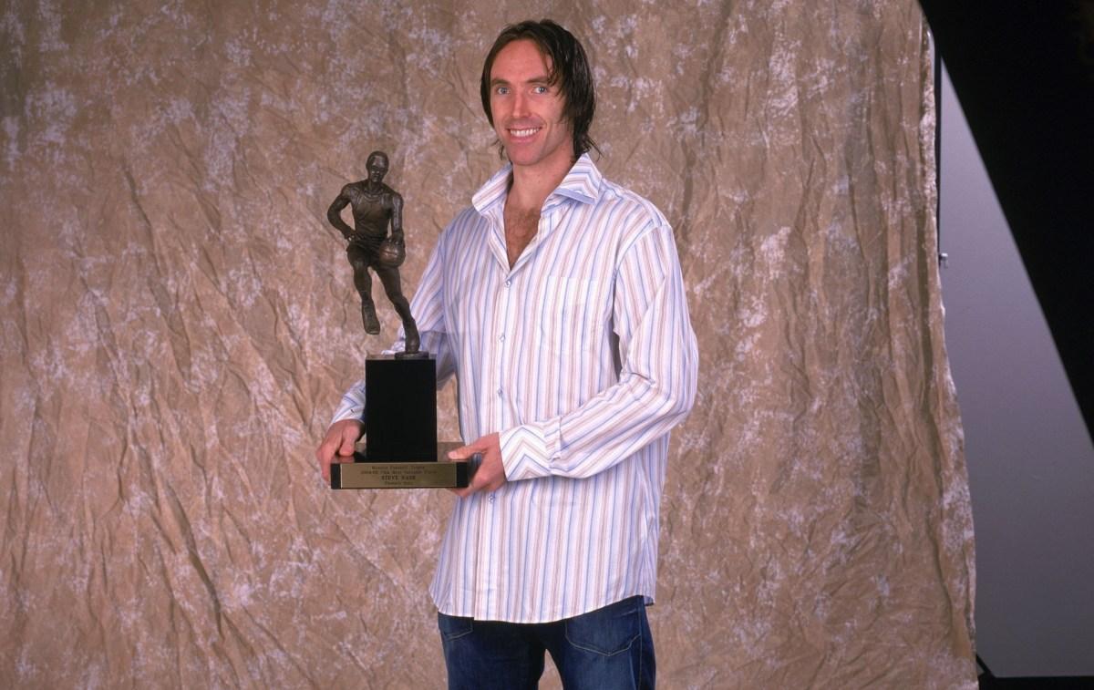 Steve Nash, MVP