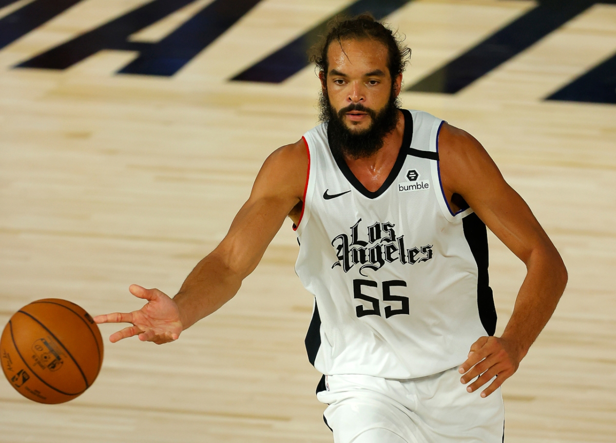 Joakim Noah, Los Angeles Clippers