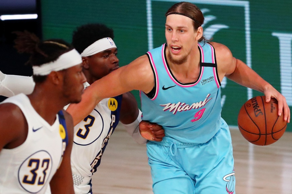 Kelly Olynyk, Miami Heat