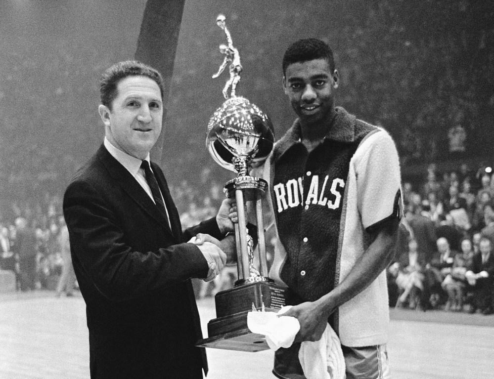 Oscar Robertson, MVP