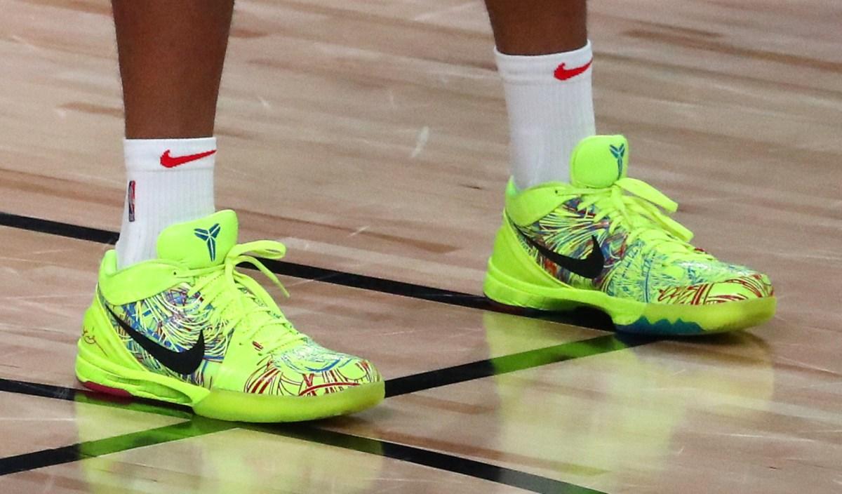 PJ Tucker - Nike Zoom Kobe 4 Protro