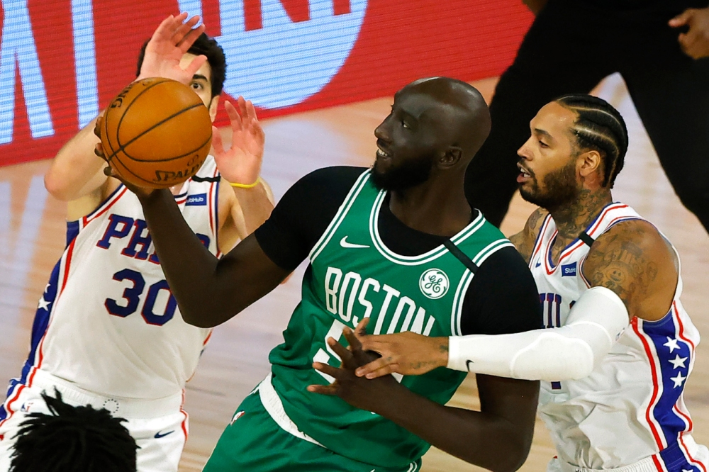 Tacko Fall, Boston Celtics