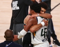 Jamal Murray vs. Donovan Mitchell was the biggest scoring showdown in NBA playoffs history