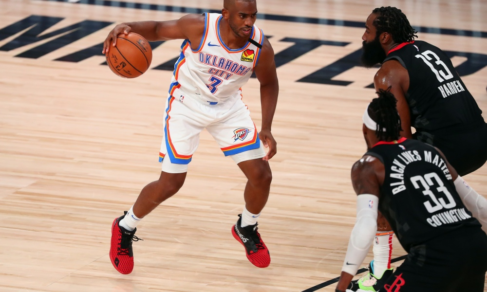 Chris Paul Underrated Clutch Stats Hall of Famer