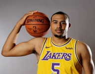 Talen Horton-Tucker is the youngest American to ever win the NBA title
