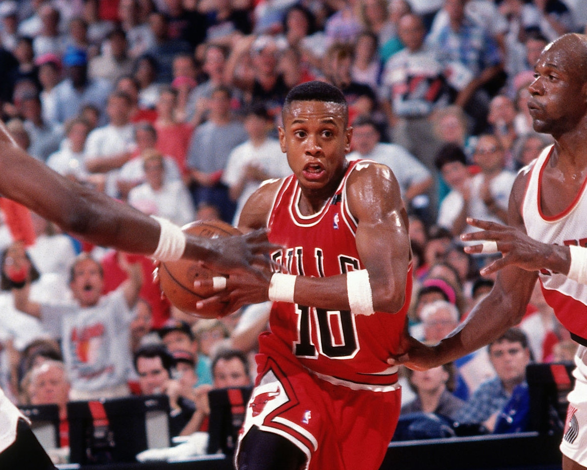BJ Armstrong, Chicago Bulls